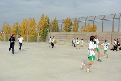 Pista d'handbol de Bellavista