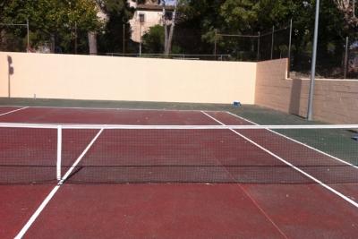 Pistes de tenis de Llerona