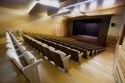 Teatre Auditori de Bellavista. Escenari