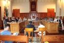 Foto del Ple extraordinari de l'Ajuntament del 12 de juny passat