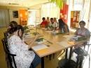 El taller es va fer a les dependències del Centre Cultural de Bellavista