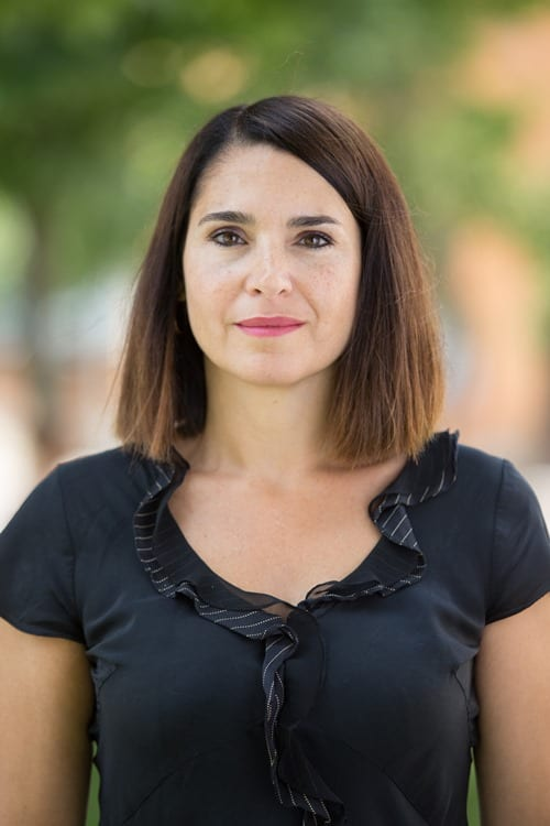 La regidora Francesca Masclans