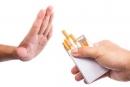 Enquesta per a fumadors i no fumadors.