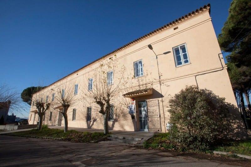 El CIFO està situat a les antigues casernes militars