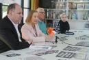 La regidora Rosa Pruna presentant la 6a edició de la Festa.
