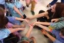 L'Escola Colors, amb la donació de sang