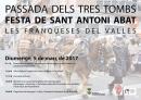 Cartell Sant Antoni Abat 2017