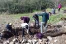 Recuperació de la font de Santa Digna