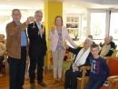 Celebració del centenari de Montserrat Lloreda