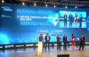 Un representant de Maynou SL rebent el 2n premi en Millor Empresa Instal·ladora de l'any
