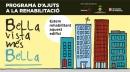 Rehabilitació d'edificis de Pla de Barris