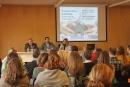 Inauguració de la jornada sobre habitatge a Can Font