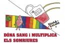 VI campanya de donació de sang de l'Escola Colors