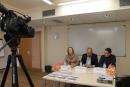 Roda de premsa de presentació de la Festa de Sant Antoni Abat