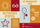 Activitats d'estiu les Franqueses 2018