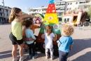 Jocs infantils. Fem salut i alimentem-nos bé