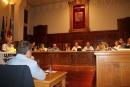 Ple Municipal del mes d'octubre