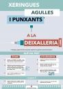 Cartell eliminació residus sanitaris punxants