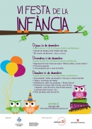 Cartell de la Festa de la Infància