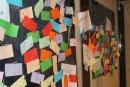 Resultat del taller realitzat als instituts pel Mirall