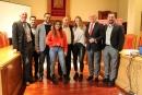 Foto de grup de la presentació