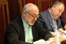 Ferran Jiménez, regidor d'Hisenda