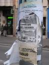 Cartells al carrer