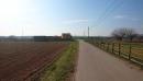 Un dels camins de la zona nord del Pla de Llerona