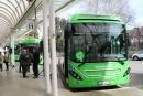 Presentació autobusos híbrids