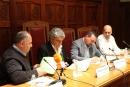 Signatura del conveni amb l'AE Ramassa
