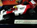 Homenatge a Ayrton Senna