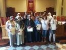Lliurament diplomes dels projectes Orienta Dona i Vincles