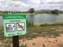 Senyalització al Parc del Falgar i la Verneda