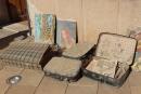Descobriment de maletes al fals sostre del jutjat