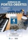 Portes obertes a l'Escola Municipal de Música Claudi Arimany