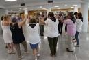 Exhibició de sardanes de la Setmana Cultural de la Gent Gran de Bellavista