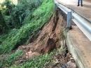 Esllavissada camí veïnal de Marata 1