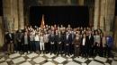 CN les Franqueses al Palau de la Generalitat