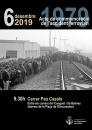 Cartell acte commemoratiu accident ferroviari 1979