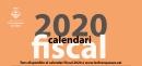 Calendari fiscal 2020