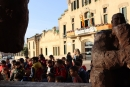 Visita a l'Ajuntament dels alumnes de tercer de l'escola Guerau de Liost