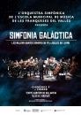 Cartell SIMFONIA GALÀCTICA