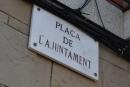 Placa de carrer
