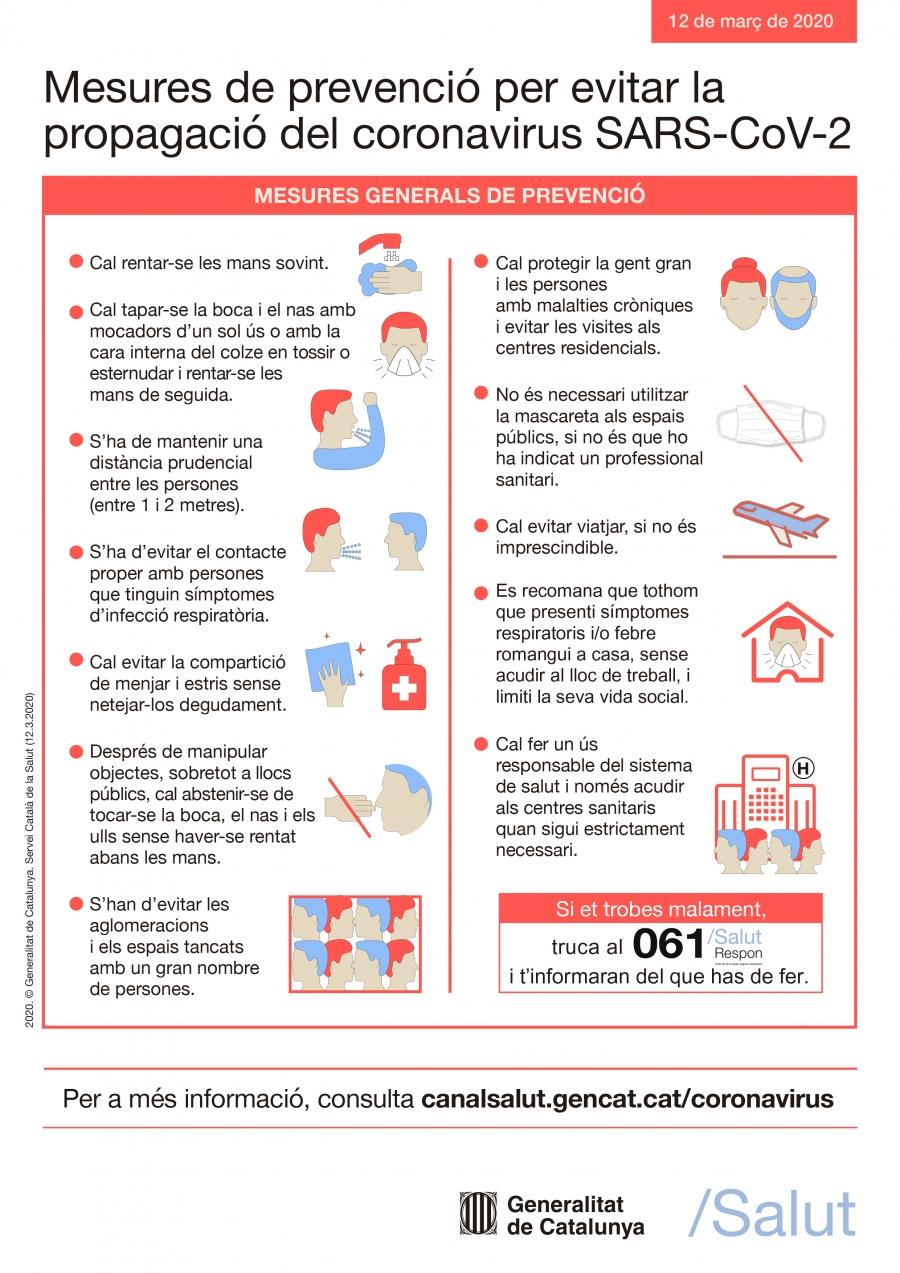 Prevenció coronavirus 2