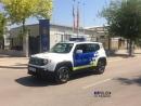 Nou cotxe de la Policia Local