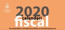 Modificacions al calendari fiscal