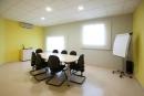 Interior del Viver d'Empreses