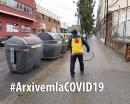 ArxivemlaCOVID19