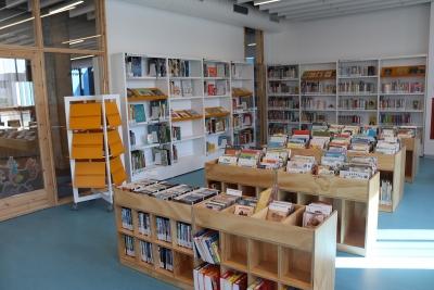 Biblioteca de Corró d'Avall 2