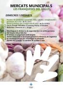 Mercats a les Franqueses del Vallès fase 2